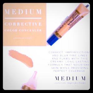 Medium concealer